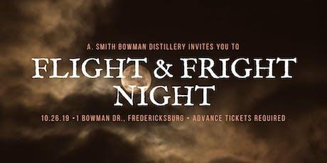 Flight & Fright Night tickets