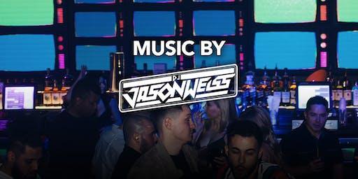 DJ Jason Weiss at Kiss Kiss  Free Guestlist - 9/19/2019