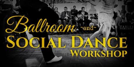 Ballroom & Social Dance Workshop tickets