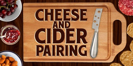 Cider and Cheese with The Caves of Fairbault tickets