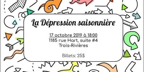 Conférence Express Bien-être: La dépression saisonnière billets