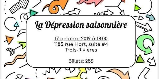 Conférence Express Bien-être: La dépression saisonnière