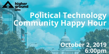 DC Political Technology Community Happy Hour tickets