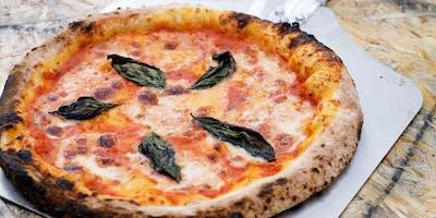 Vegetarian Pizza - Cooking Class