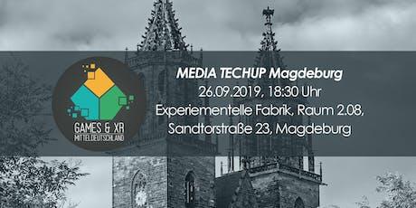 MEDIA TechUp Magdeburg #1 Tickets