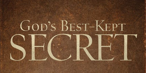 God's Best-Kept Secret Conference - Charlotte or Online-Live