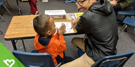 Volunteer with Project Helping to Help Children Learn to Read (Reading Partners) tickets