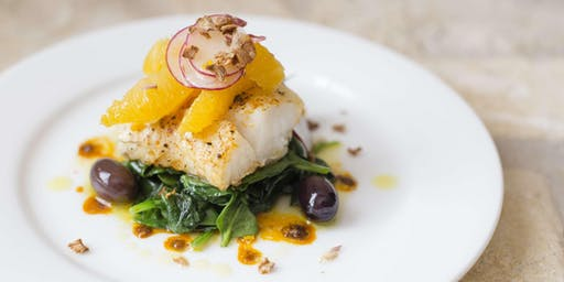 Secrets to Searing Seafood - Cooking Class