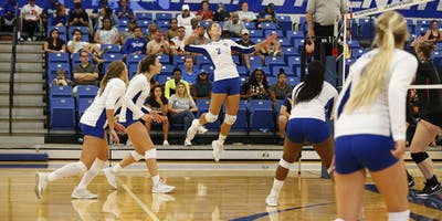 Lynn Fighting Knights Volleyball Match: Win a $60 Texas Roadhouse Gift Certificate!