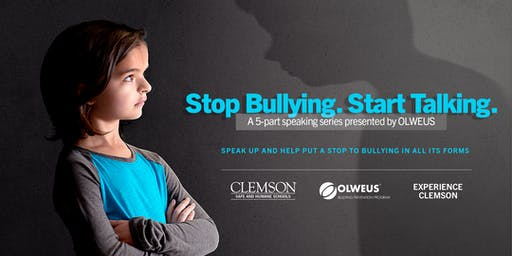 Stop Bullying. Start Talking.