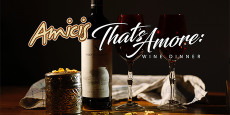 THAT'S AMORE: Wine Dinner at Amici's Portsmouth with Patrick Evans-Hylton tickets