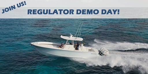 2019 Regulator Demo Day