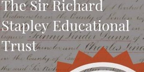 The Sir Richard Stapley Educational Trust Centenary Celebration tickets