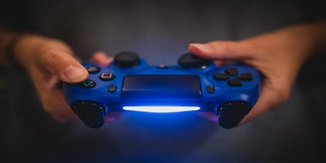 Teen Video Game Competition. Have Fun While School's Out! Must Preregister. tickets