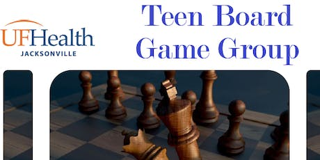 Teen Board Game Group tickets