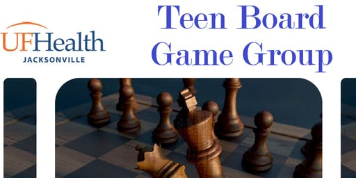 Teen Board Game Group