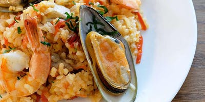 Modern Mediterranean - Cooking Class