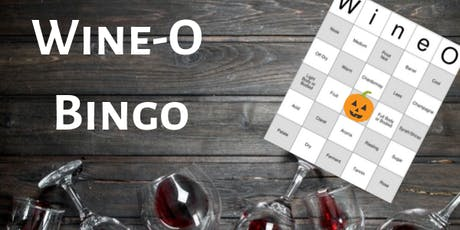 Wine-O Bingo Halloween Party! tickets