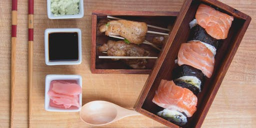 The Art of the Bento Box - Cooking Class
