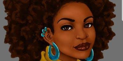 Sip, Paint & Shop-Designs By Liz Hair Salon