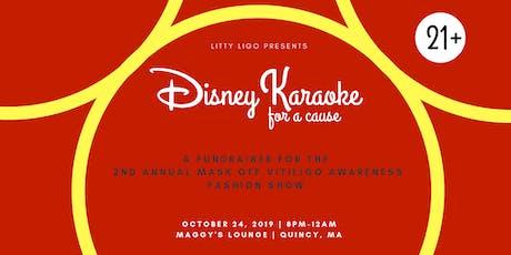21+ Disney Karaoke for a Cause! A Litty Ligo Fundraiser tickets