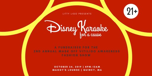 21+ Disney Karaoke for a Cause! A Litty Ligo Fundraiser