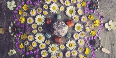 Bee flower mandala making and Meditation tickets