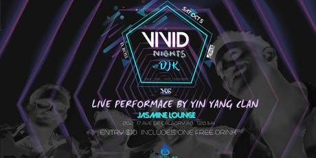 Vivid Nights tickets