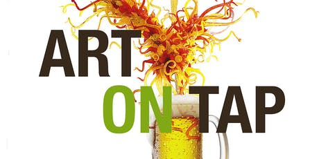 ART ON TAP: A fundraiser for Central Wisconsin Cultural Center  tickets