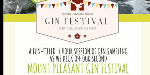 Gin Festival - Opening Night