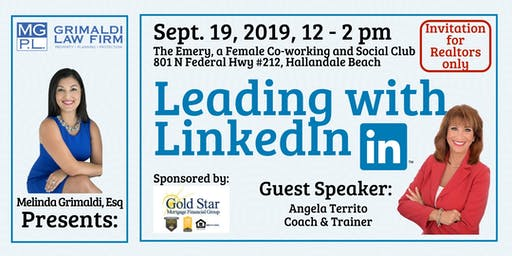 Leading with LinkedIn