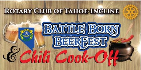Battleborn Beerfest and Chili Cook-off tickets