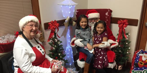 Santa's Winter Wonderland - Activities for children and a visit with Santa