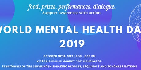 World Mental Health Day Victoria 2019 tickets