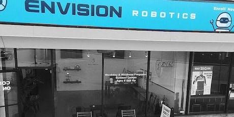 Envision Robotics - Free Trial Class (Thornhill / Markham) tickets