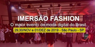 Imersão Fashion 5 Edição São Paulo