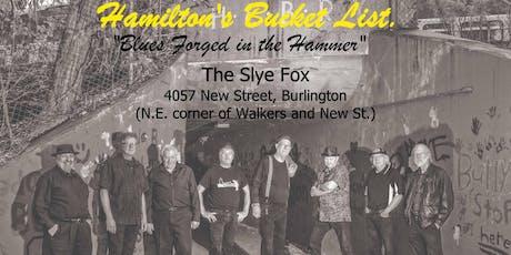 Bucket List Band - Burlington's Concert Stage tickets