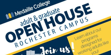Fall Open House, Medaille College Rochester tickets