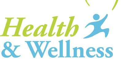 Health and Wellness Community Fair