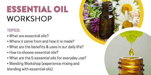 Blending with Essential Oils