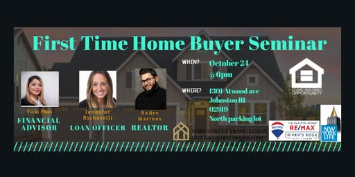FREE Home Buying & Financial Seminar
