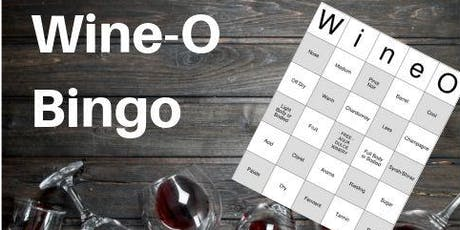 Wine-O Bingo! tickets