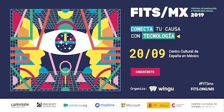 #FITSmx ¡Nos vemos el 20 de septiembre en el Centro Cultural España! entradas