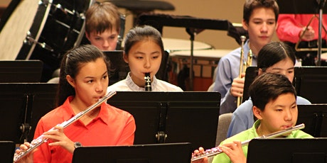 Preparatory Winds and Petit Ensemble Winter Concert - FREE! tickets