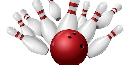 Adult bowling with ASD