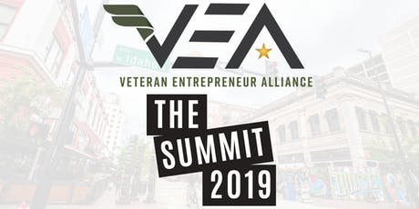 Veteran Entrepreneur Summit tickets