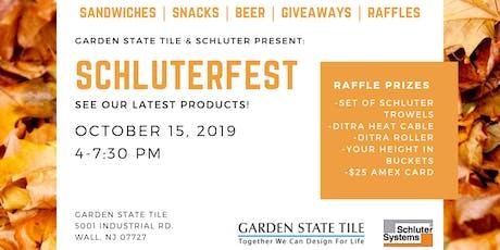 Garden State Tile & Schluter Present: Schluterfest tickets
