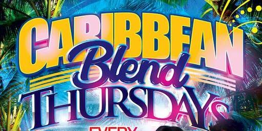 Caribbean Blend Thursdays