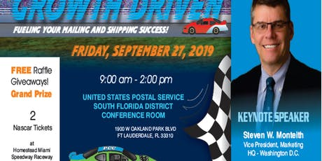 National Postal Customer Council Day tickets