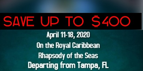 Spring Cruise Deal  tickets